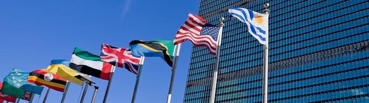 Licenciatura en Relaciones Internacionales